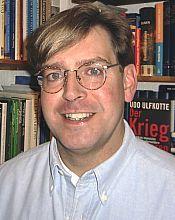Udo Ulfkotte (Author of Gekaufte Journalisten)