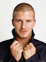 """Quote by David Beckham: """"Impossible is just a big word ..."""