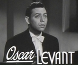 Quote By Oscar Levant Theres A Fine Line Between Genius And
