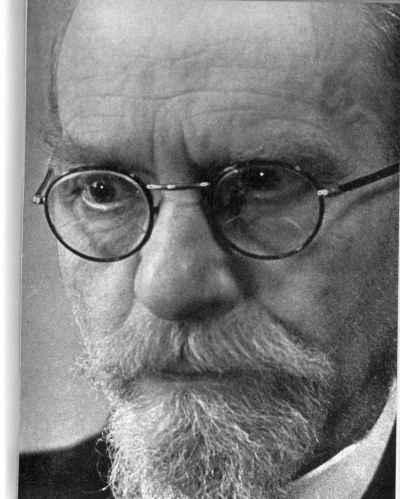 Books by Edmund Husserl