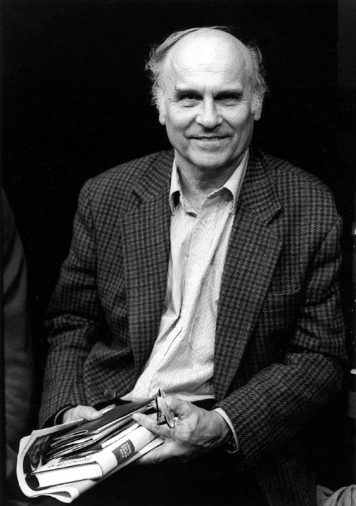 Ryszard Kapuciski Author Of The Shadow Of The Sun