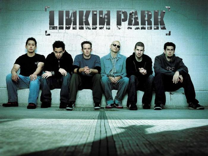 "Quote by Linkin Park: ""I watch how the moon sits in the sky"