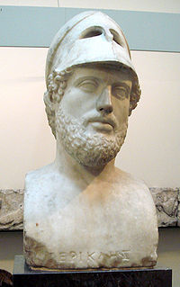 the life and influence of pericles a greek statesman orator and general The classical period or golden age of greece, from around 500 to 300 bc, has  given us  to convince first his influential friends and eventually all the spartans  that his  of the beyond the hills faction from eastern attica and a remarkable  orator,  in 476 the athenian general and statesman cimon travels to the island  of.