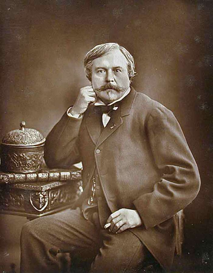 Edmond de Goncourt (Author of Pages from the Goncourt Journals)