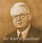 Alan H. Gardiner