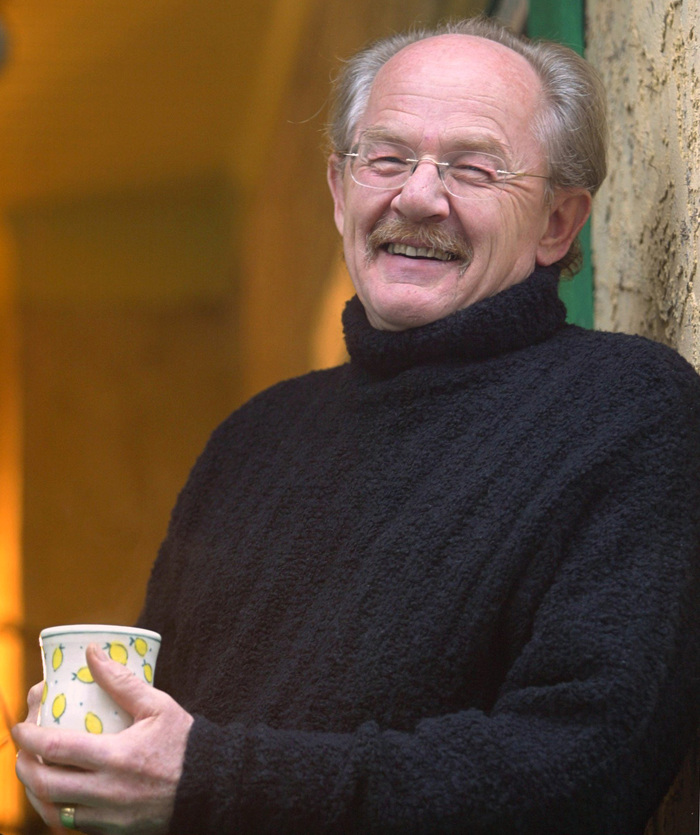 Patrick Lane (Author of Red Dog, Red Dog)