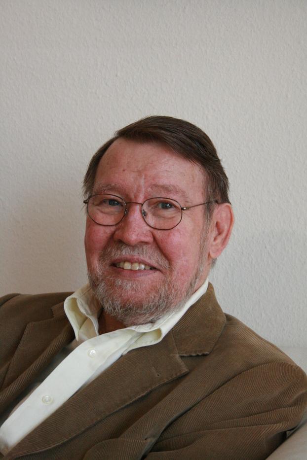 Gw Kroeker Author Of The Magi In Winter