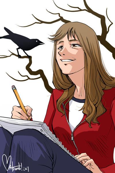 Jacqueline Pearce Author Of Manga Touch border=