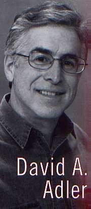 David A. Adler audiobooks
