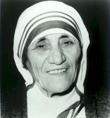Quote By Mother Teresa These Are The Few Ways We Can Practice