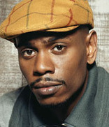 "Quote by Dave Chappelle: ""The girl says \"