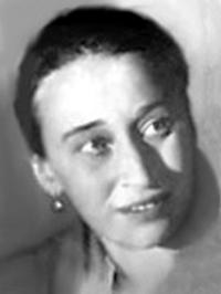 Nadezhda Mandelstam