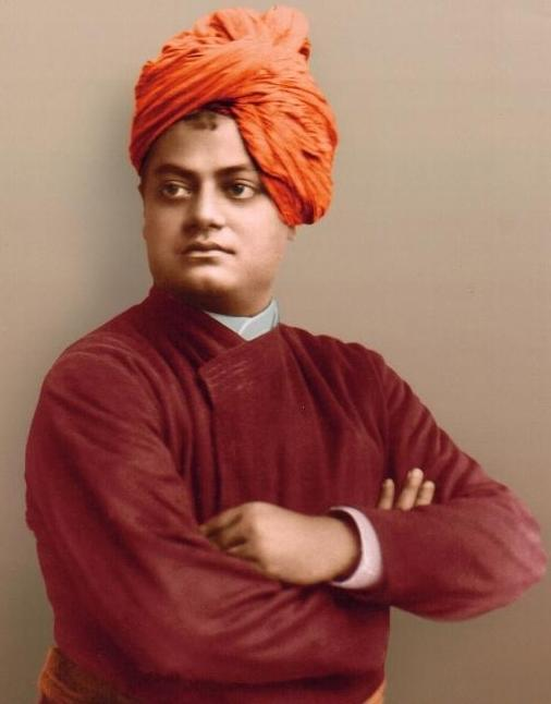 """Quote by Swami Vivekananda: """"All power is within you"""