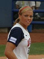 Quote By Jennie Finch To Some Softball Is A Game To Others Its