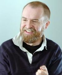 Photo of the author, Stuart Hill.