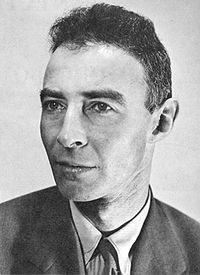 Quote By J Robert Oppenheimer There Are Children Playing In The