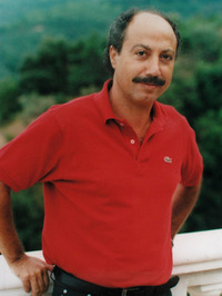Carmine Abate (Author of La collina del vento)