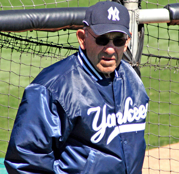Quote By Yogi Berra Its Tough To Make Predictions Especially