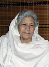 Bano qudsia author of raja gidh for Bano qudsia children