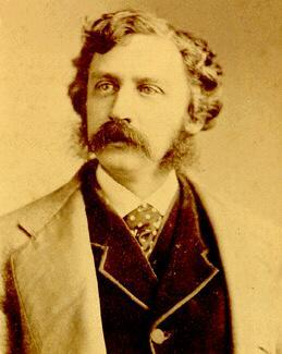 Bret Harte (Author of The Outcasts of Poker Flat)