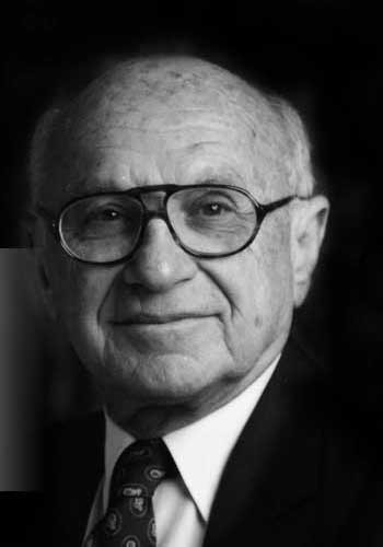 "Milton Friedman Quotes Simple Quote By Milton Friedman ""In A Much Quoted Passage In His Inaugural"