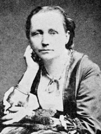 Charlotte M. Brame (Author of Wife in Name Only)