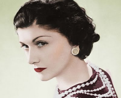 Quote By Coco Chanel A Woman Who Cuts Her Hair Is About To