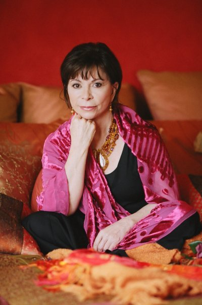"""Quote by Isabel Allende: """"There is no death, daughter  People die"""