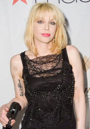 courtney love author of dirty blonde