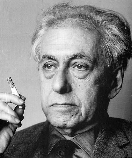 Ilya Ehrenburg (Author of The Fall of Paris)