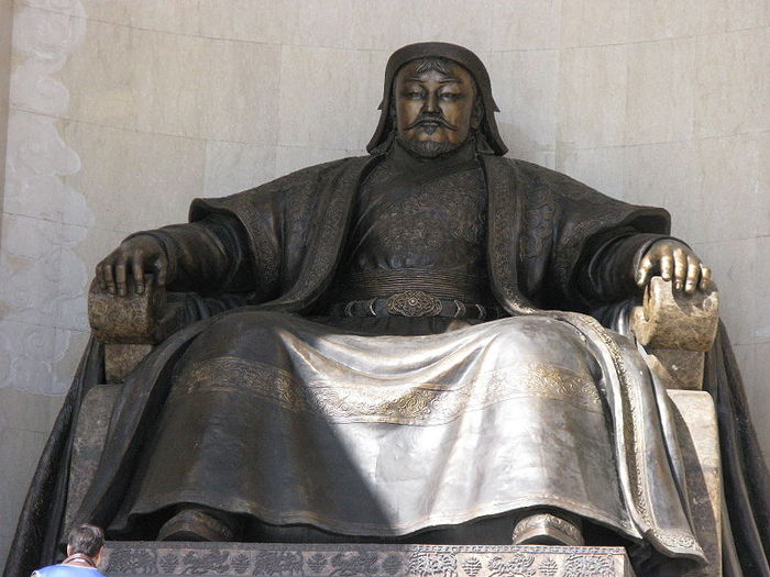 O Túmulo de Genghis Khan 5272307