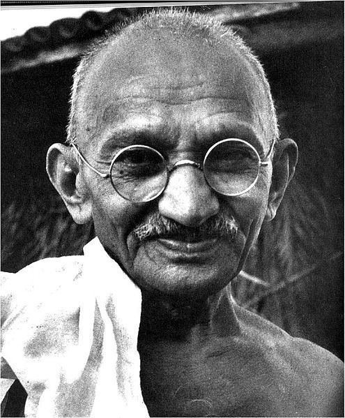 "quote by mahatma gandhi ""live as if you were to die tomorrow"