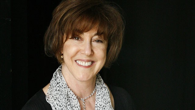 Quote By Nora Ephron Above All Be The Heroine Of Your Life Not