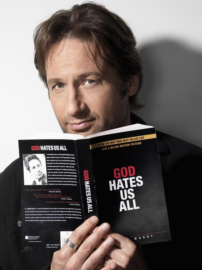 Quote By Hank Moody She Said One Thing And I Said Another
