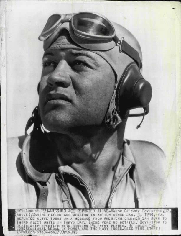 Quote By Gregory Pappy Boyington Show Me A Hero And Ill Show