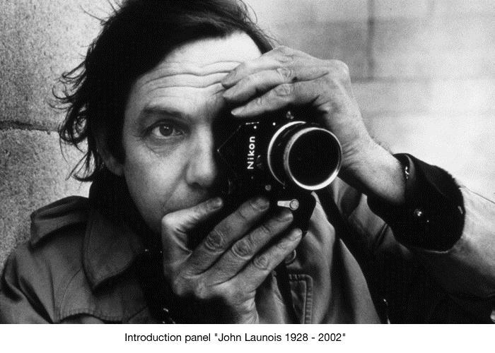 John Launois (Photographs of Inside Las Vegas)