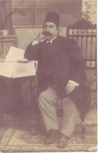 Şehbenderzade Filibeli Ahmed Hilmi