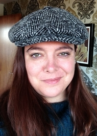 Andrea Bramhall Author Pic