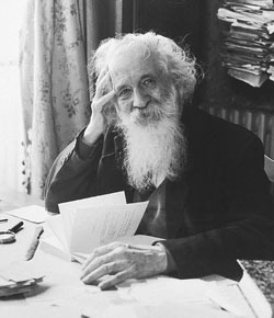 """quote by gaston bachelard """"of course thanks to the house a"""