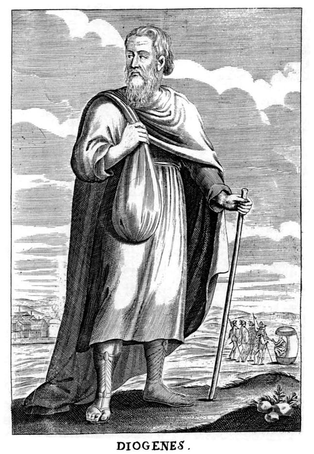 Diogenes Of Sinope Author Of Diogenes The Cynic