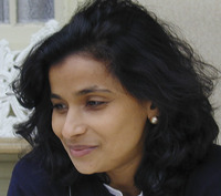 Sureshini Sanders