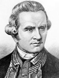 James cook author of the journals james cook sciox Images