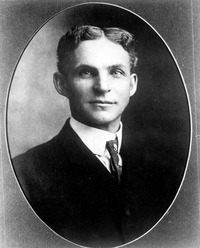 Henry Ford Author Of My Life And Work