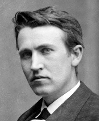 Thomas A Edison Author Of St Agnes Stand