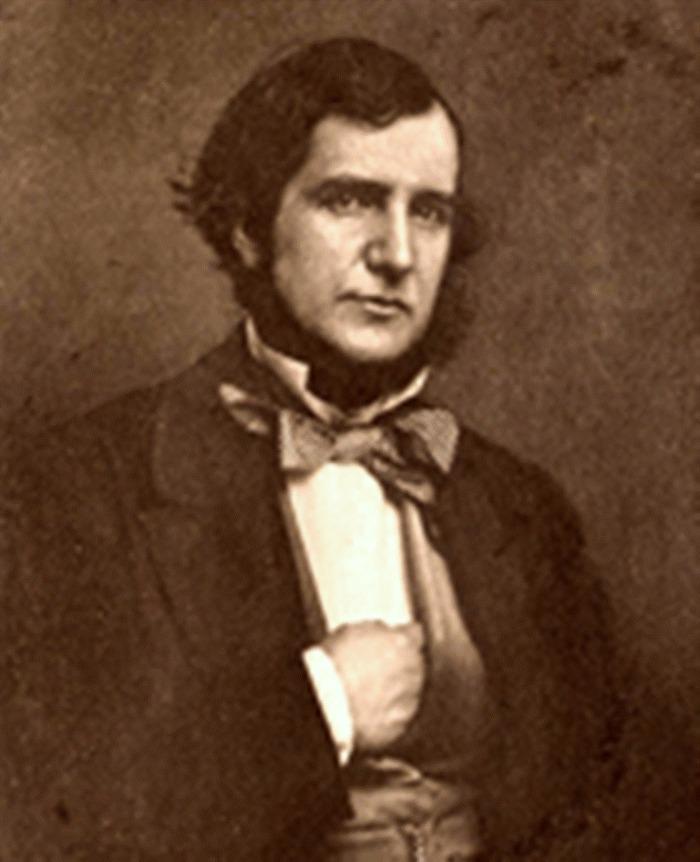 J. Sheridan Le Fanu (Author of Carmilla)
