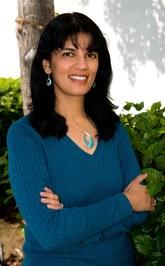 Author Sunanda Chatterjee