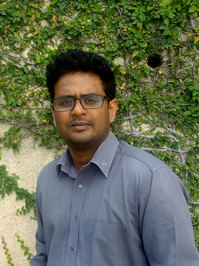 Abhijeeth Hiliyana Author Of Age Of Apostasy