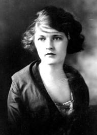 Zelda Fitzgerald (Author of Save Me the Waltz)