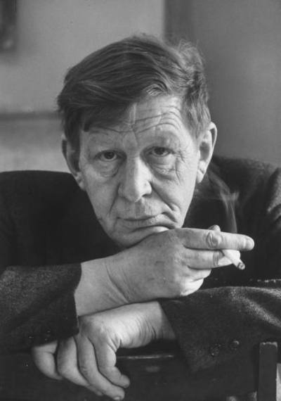Quote By Wh Auden September 1 1939 I Sit In One Of The Dives O