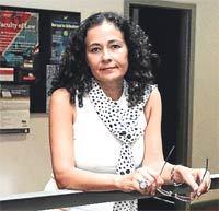 Marmara Üniversitesi'nden anayasa hukukçusu Sibel İnceoğlu, ile ilgili görsel sonucu